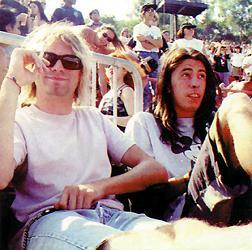 Kurt and Dave with.....oh my God........SHORTS on !!!!!!!!