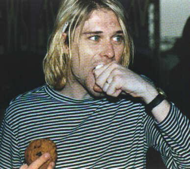 Hungry Kurt??? Yeah, I guess so. Hey Kurt, Got milk??? cuz you're gonna need it. LOL...