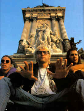 Nirvana in Rome. Rome is my favorite city in the world. I love this picture.
