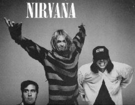 A cool Nirvana promo.