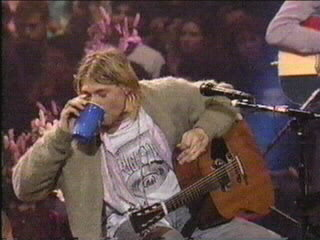 Kurt drinking....ummm.....something !!!!