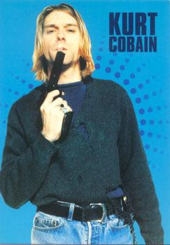 Kurt with a gun again.