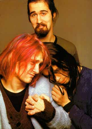 Kurt and Dave looking sad.