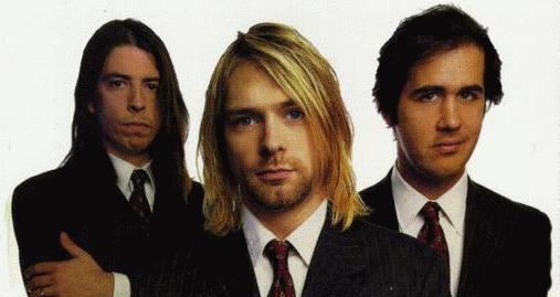 Nirvana in suits.