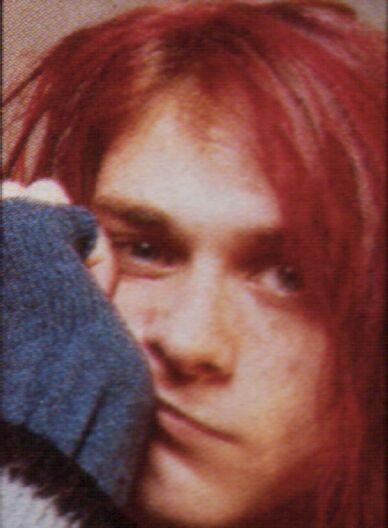 One of my favorite pics of Kurt.