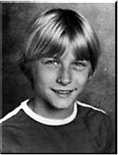 A young pic of Kurt.